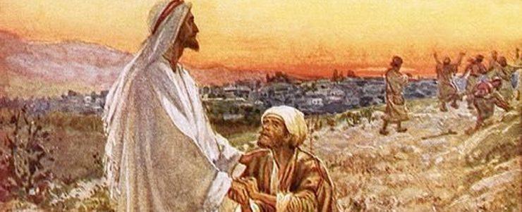 One leper returned