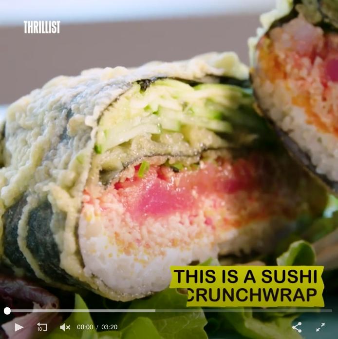 Crunch Wrap ScreenShot