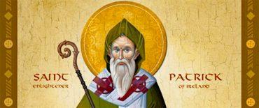 Icon of Saint Patrick