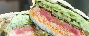 Sushi Crunch Wrap