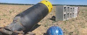 bowlingball cannon