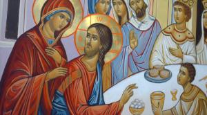Mary at Cana